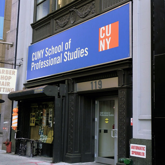 CUNY School of Professional Studies-Online Master of Arts in Psychology with a Specialization in Developmental Psychology