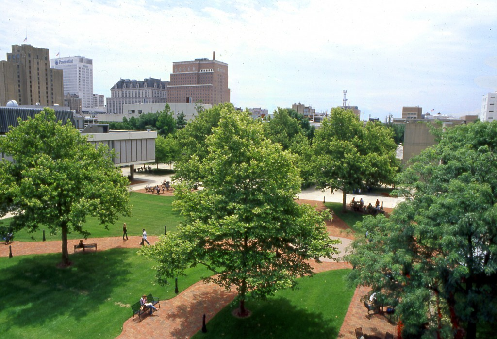Rutgers_Newark_aerial_view_of_campus_2008
