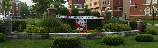 California University of Pennsylvania Master of Science in Exercise Science and Health Promotion Sport Psychology