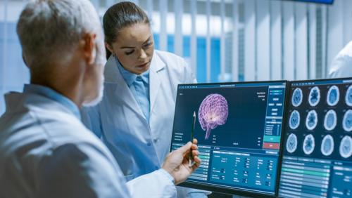 influential neuroscientists