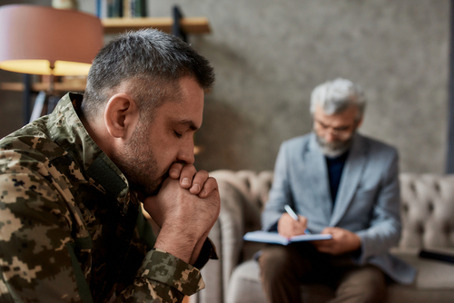 military clinical psychologist